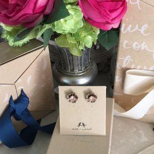 Chloe and Isabel Gardenia Earrings